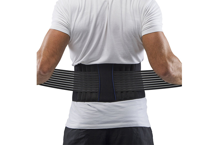 Supportiback Ceinture thérapeutique ceinture lombaire