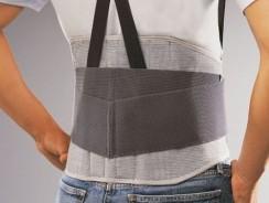 Pourquoi acheter une ceinture lombaire?
